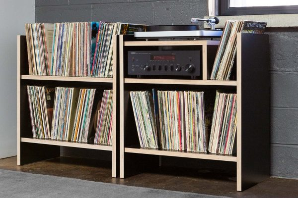 MAX Turntable Record Stand