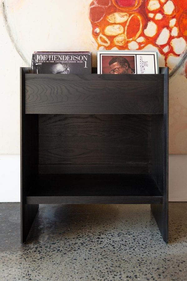 Unison Vinyl Storage Cabinet Stout